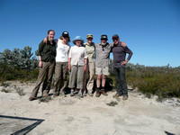 Western Grpound Parrot Survey group - Fitzgerald River National Park
